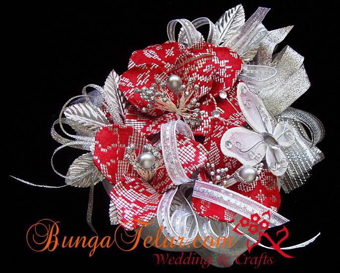 Bunga Songket For Centerpiece