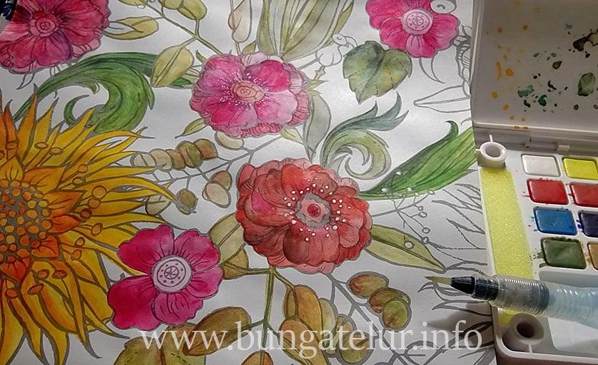 sakura-koi-watercolor-flowers